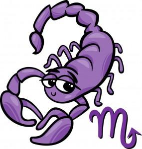 skorpionas horoskopas